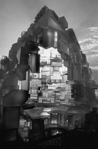 Xehaedron housing city model